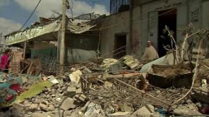 حي الشجاعية غزة